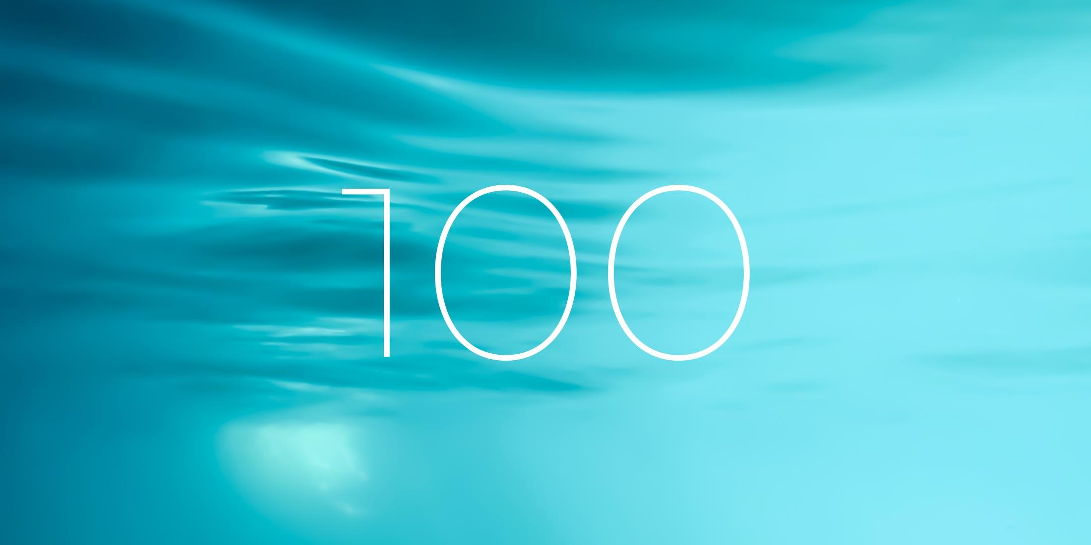 100 Exemplare je Motiv